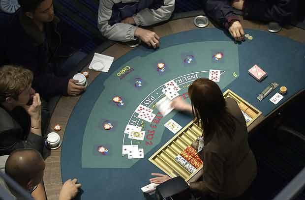 Poker edgewater